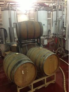 Blending Barrels