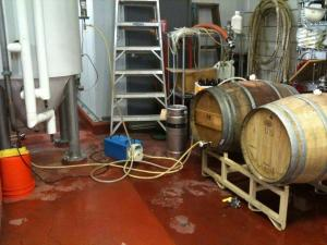Barrel Transferring