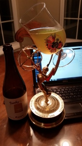 Perennial Funky Wit with my Emmy I won with Michael McDonald